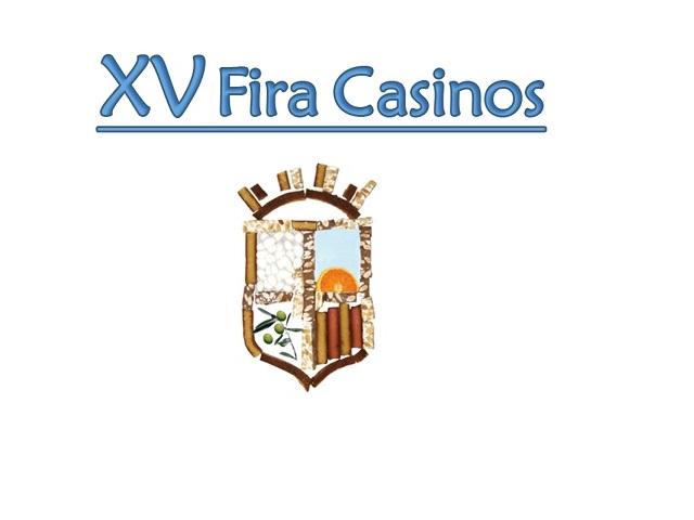 XV Fira Casinos: dulce artesano, peladillas y turrones