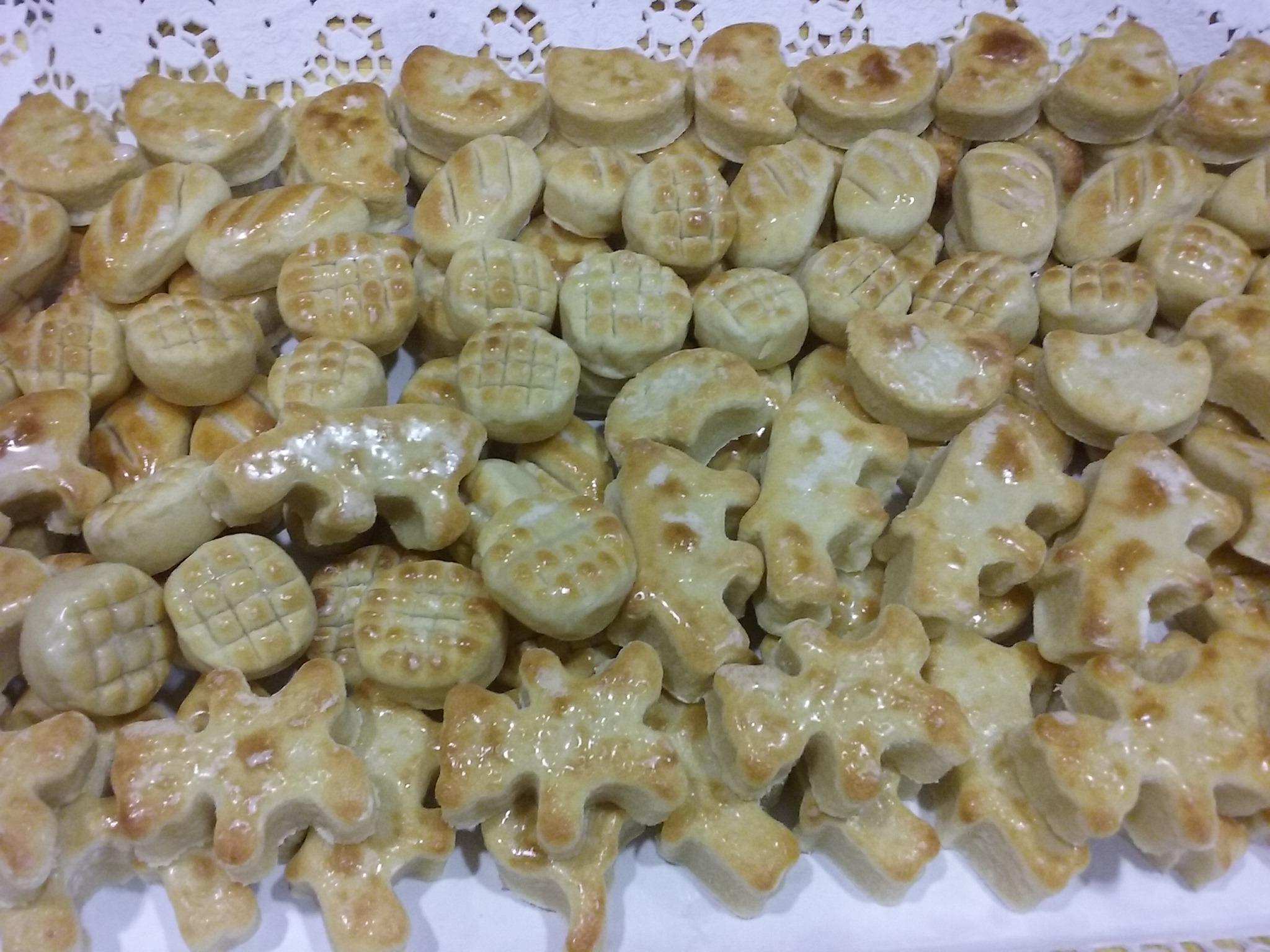 Figuritas de Mazapán 500 gr.