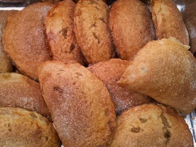 12 pastelitos de boniato